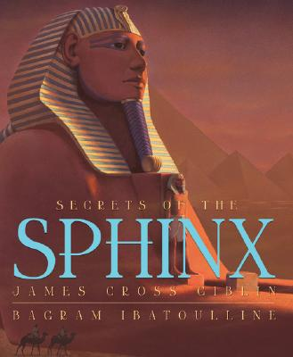secrets of the sphinx cover